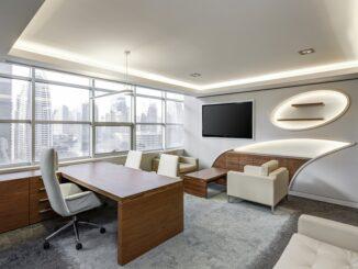 офис интериор